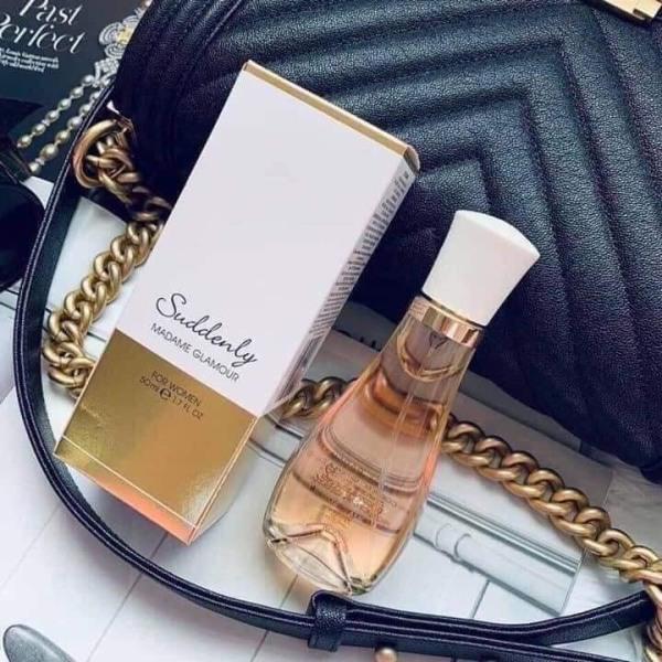 Nước hoa nữ Suddenly Madame Glamour 50ml