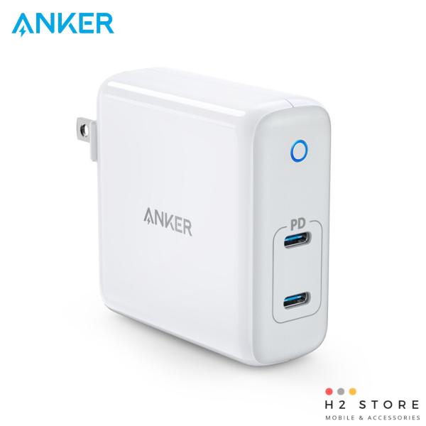 Sạc Anker PowerPort Atom PD 2 [GaN Tech] 60W (2 PD) - A2029