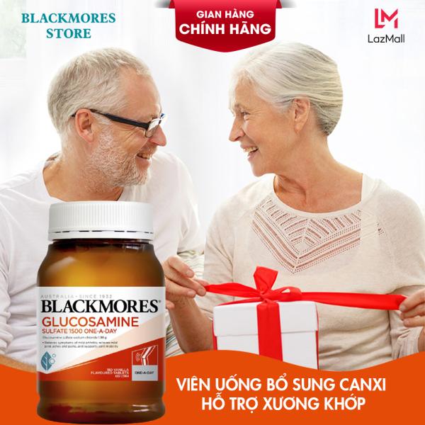 (Mẫu mới) - Viên uống Blackmores  Glucosamine  1500mg  180 viên hỗ trợ xương  khớp giá rẻ
