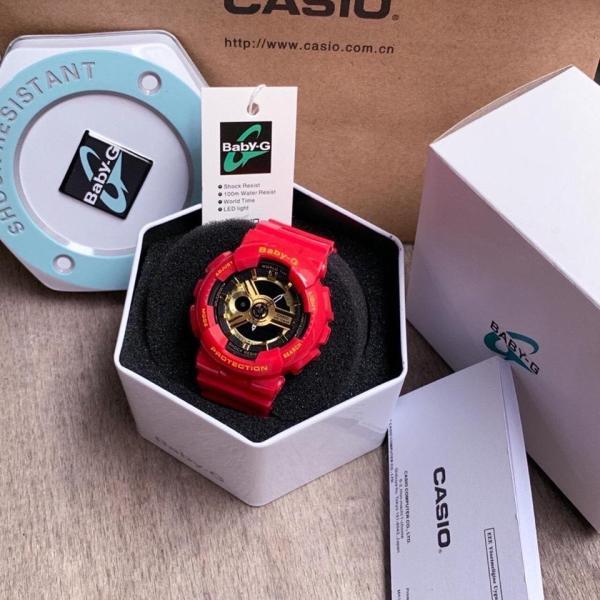 Nơi bán Đồng hồ nữ G BA-110CP-4ADR fullbox hãng