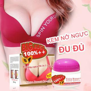 [Peachy Sis] QIANSOTO Kem Nở Ngực Tăng Ngực Làm Săn Chắc Tăng Vòng 1 Hiệu Quả Enhancement Breast Cream Upsize 50g thumbnail