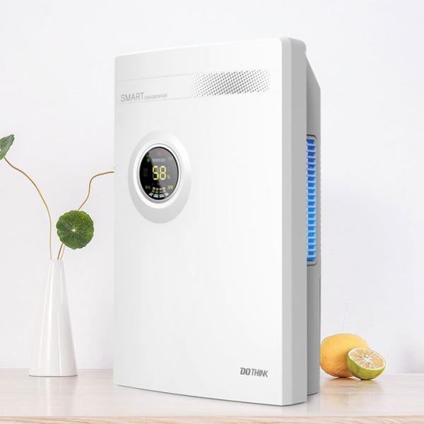 Máy hút ẩm và lọc không khí gia đình Smart DX01, chống ẩm mốc, bảo vệ sức khỏe gia đình