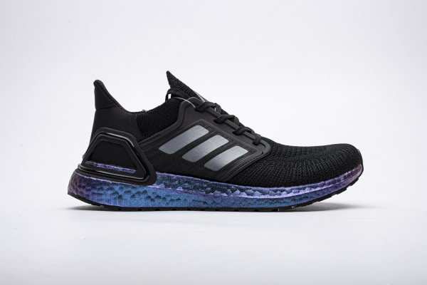 Giày chạy bộ adidas Ultra Boost 2020 ISS US National Lab Core Black