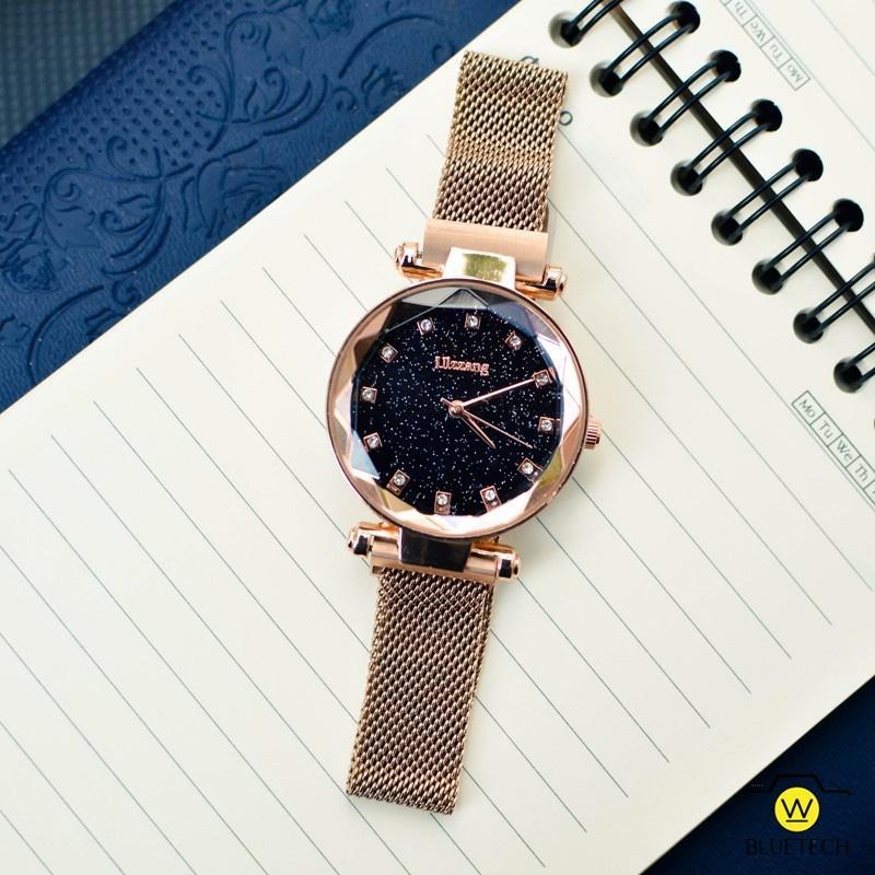Nơi bán Đồng hồ nữ ULzzang dây nam châm thời trang - tặng pin - ULZ4