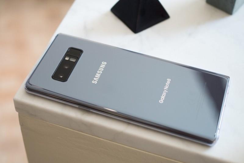 điện thoại Samsung Note 8 bản 2sim , bảo hành 12 tháng