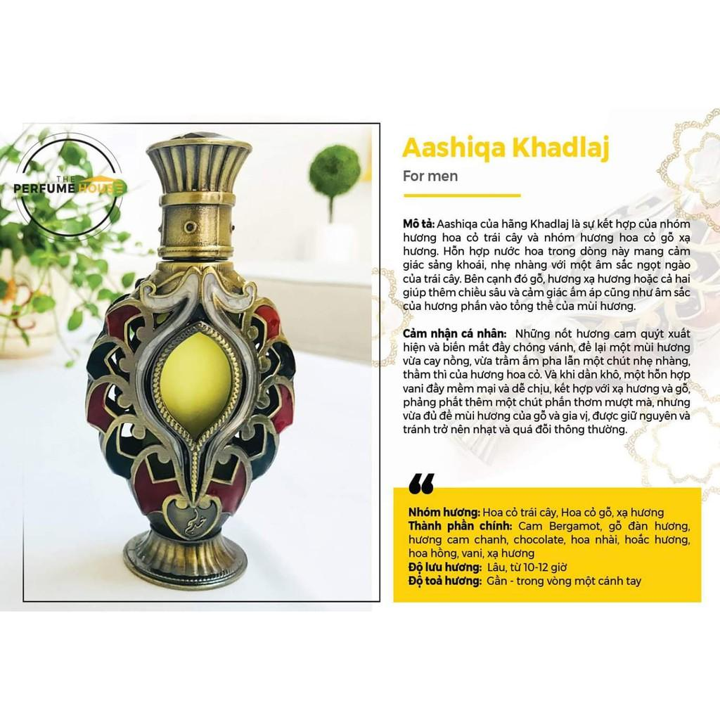 TINH DẦU NƯỚC HOA DUBAI NỘI ĐỊA AASHIQA