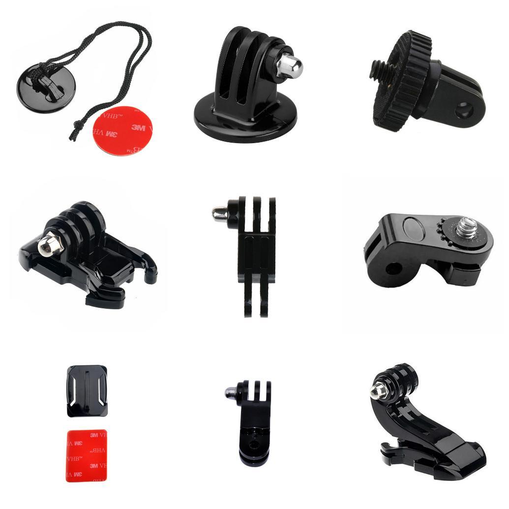 Phụ Kiện đồng Giá 10k Cho Camera Hành động GoPro, Sjcam, Yi Action, Osmo Action Giá Tốt Không Thể Bỏ Qua