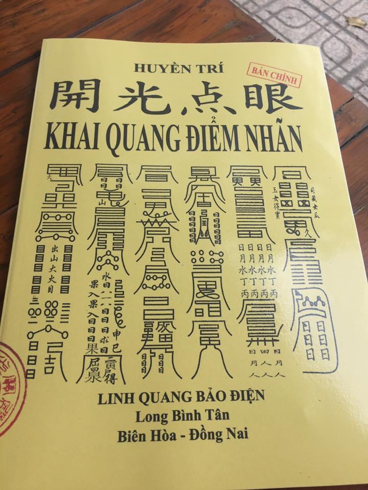 Mua Khai Quang Điểm Nhãn