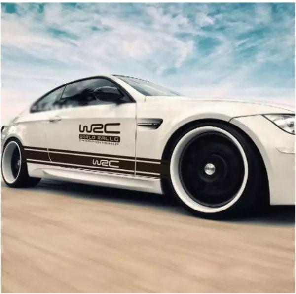 Tem dán sườn xe phong cách thể thao Dubai 009