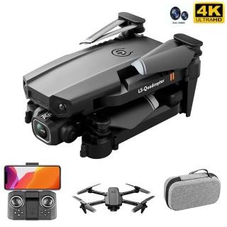 Flycam mini XT6, flycam giá rẻ, máy bay điều khiển từ xa có camera 4k, chống rung quang học, ảnh truyền về điện thoại thumbnail