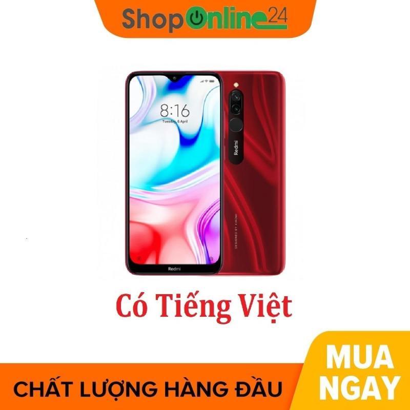 Xiaomi Redmi 8 64GB Ram 4GB tiếng Việt  - Shop Online 24 - Hàng Chính hãng