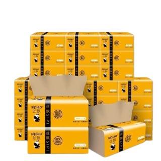 Thùng giấy ăn gấu trúc SIPAO (30 gói, gói 300 tờ), Một thùng giấy ăn gấu trúc Sipiao, Thùng 30 gói giấy ăn gấu trúc Sipiao, Thùng 30 Gói Giấy Ăn Gấu Trúc Sipiao Siêu Mịn TVL003 thumbnail