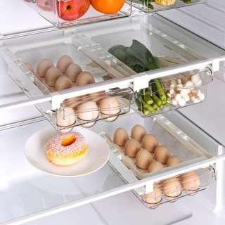 Lưu Trữ Giá, Tủ Lạnh Ngăn Kéo Trứng, Hộp Đựng Trong Suốt Lưu Trữ Giá