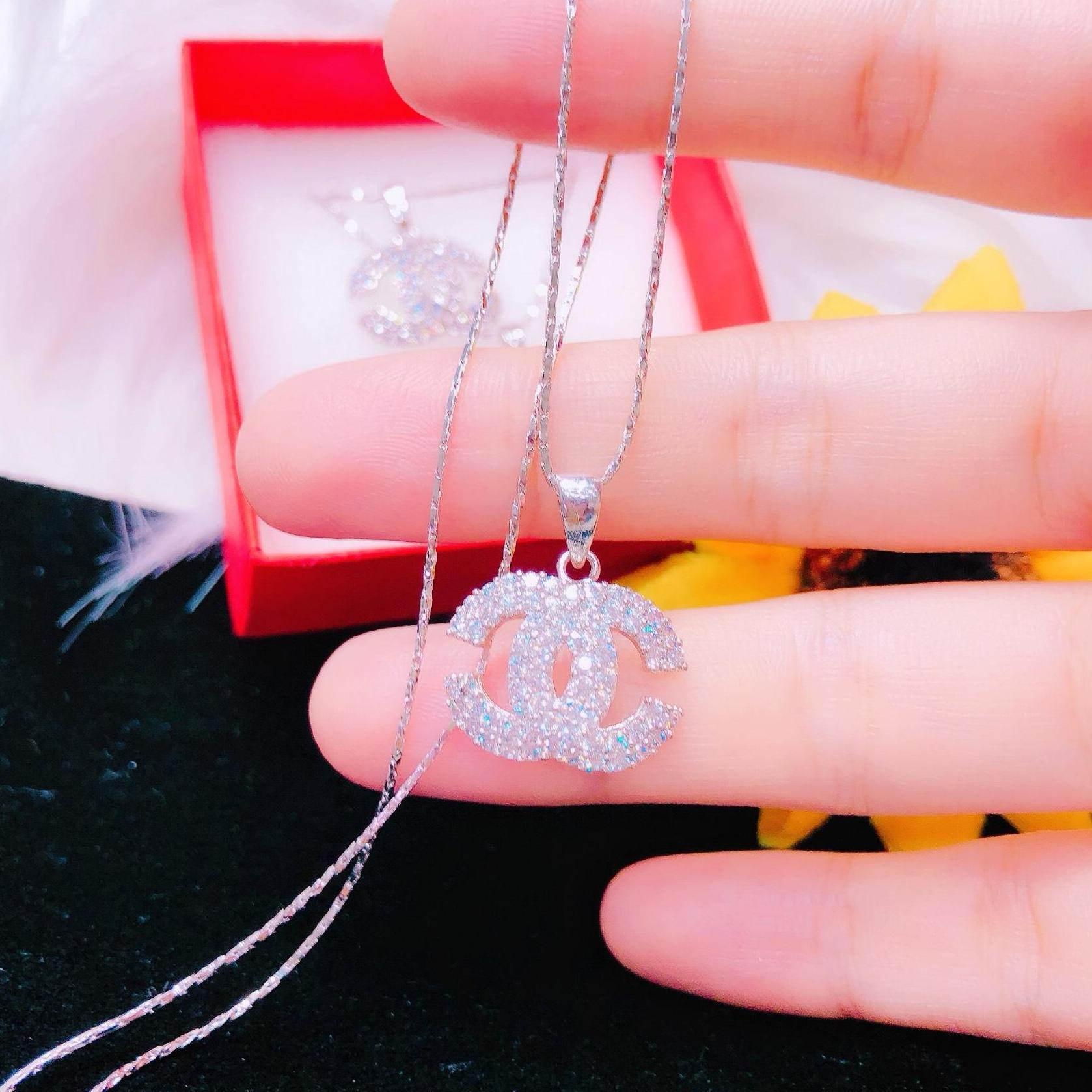 Dây chuyền nữ thời trang không phai màu Gadoshop VD21041902 - làm quà tặng bất ngờ vô cùng ý nghĩa