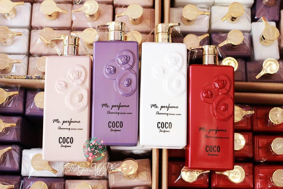 Sửa tắm coco 900ml siêu thơm nhiều mui(Xả Kho)