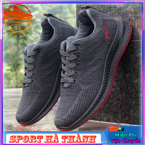 [NEW HOT 2020] Giày sneaker nam - Giày nam sneakr thể thao - Giày thời trang nam sneaker SPORT HÀ THÀNH A03 giá rẻ