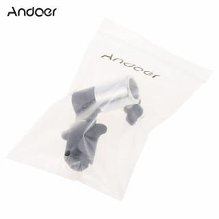 Andoer Tấm Phản Xạ Phông Nền Studio Chụp Ảnh Video, Kẹp Giữ Đĩa Mềm Cho Đèn thumbnail