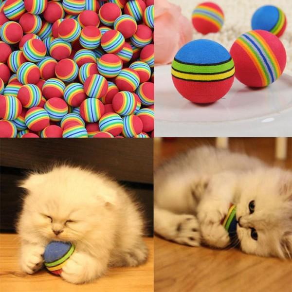 Banh mềm đồ chơi cho mèo