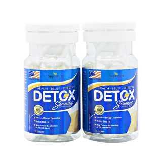 Viên Thảo Dược Giảm Cân Detox Slimming Capsules Hiệu Quả ( 2 lọ 42 viên ) thumbnail