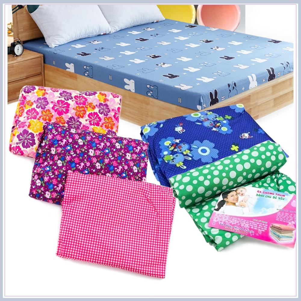 Ga trải giường chống thấm nhiều họa tiết 1m6 | Lazada.vn