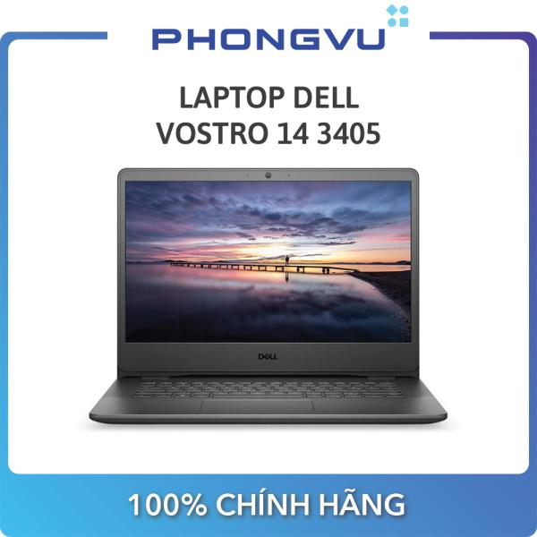 Bảng giá Laptop Dell Vostro 14 3405 (3405-V4R53500U003W) (AMD Ryzen 5 3500U) (Đen) - Bảo hành 12 tháng Phong Vũ