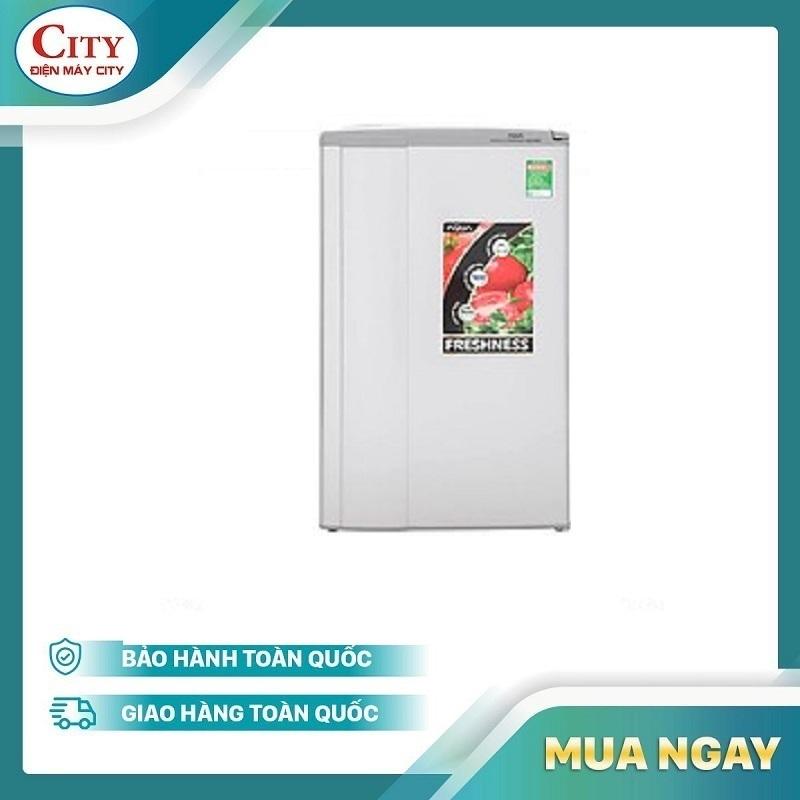 Tủ lạnh Aqua 90 lít AQR-95ER (SS) Xám - Bảo Hành 2 năm