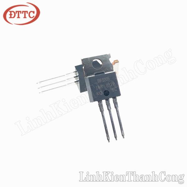 Bảng giá IRF3205 MOSFET N-CH 110A 55V Lưng Đồng