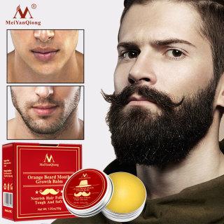 Sáp MeiYanQiong Kích Thích Mọc Râu,Tóc nhanh cho nam giới,chiết suất tự nhiên Mùi hương dịu nhẹ cuốn hút, loại hộp 30g - INTL thumbnail