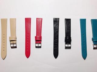[HCM]Dây da đồng hồ Julius Hàn Quốc size 16 - chọn màu thumbnail