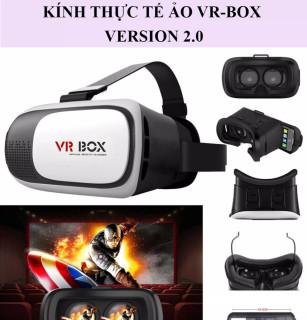 Top 5 Chiếc Kính Thực Tế Ảo Đáng Mua Nhất Hiện Nay-Kính Thực Tế Ảo VR-Box Version 2.0 Chất Lượng Cao-Xem Phim 3D Cực Chất-Chơi Game Cực Đỉnh-Sắc Nét-Trải Nghiệm Thực Tế Ảo Chân Thực-Chống Mỏi Mắt-Ấn Tượng Với Mọi Góc Nhìn thumbnail