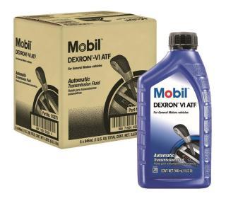 Combo Thùng 6 chai Dầu hộp số tự động cao cấp Mobil Dexron VI ATF 1L USA 946ml thumbnail