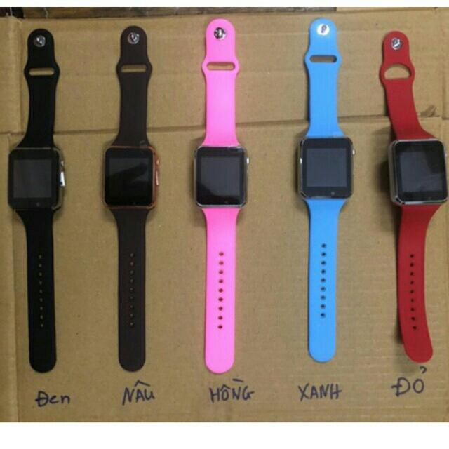 Nơi bán Đồng hồ thông mình smartwatch A1.(nâu)