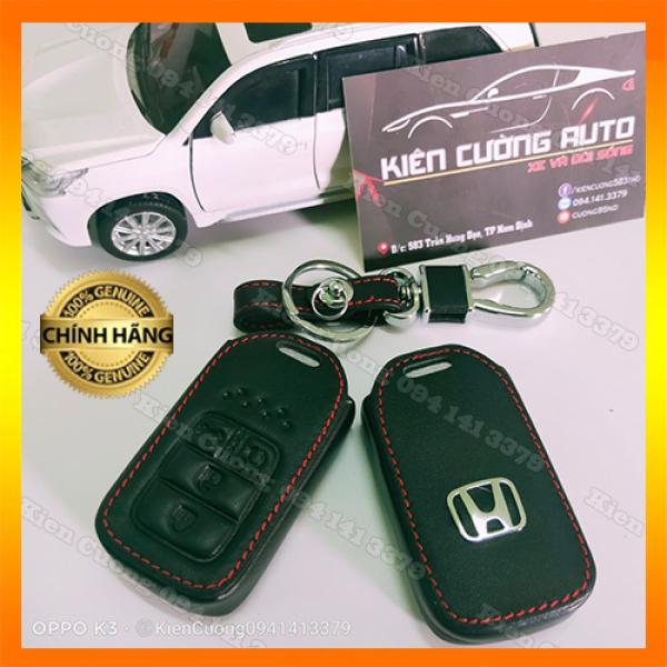 Bao da Chìa Khóa Honda 4 nút - Mẫu Chìa Thông Minh