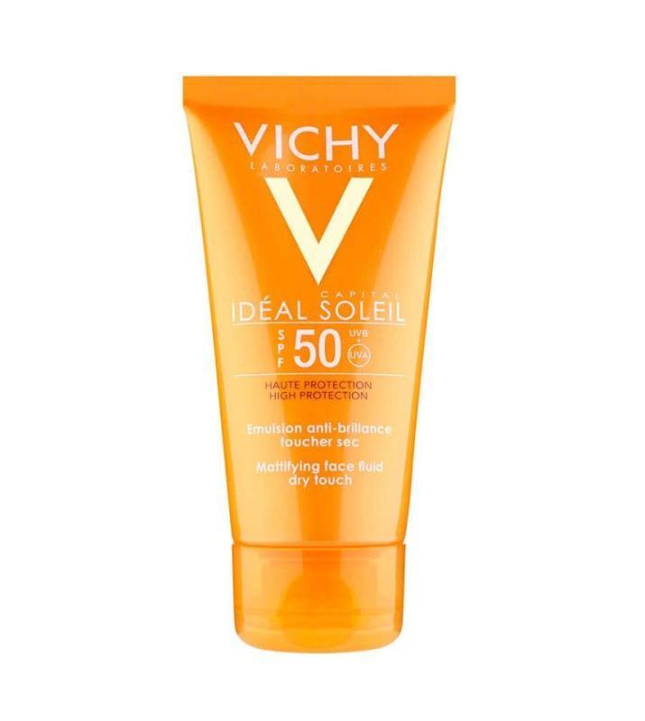 Kem chống nắng VICHY CAPITAL IDEAL SOLEIL SPF50 (50ml) nhập khẩu
