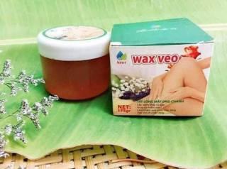 Combo wax veo và tinh chất triệt dễ dàng sử dụng tại nhà thumbnail