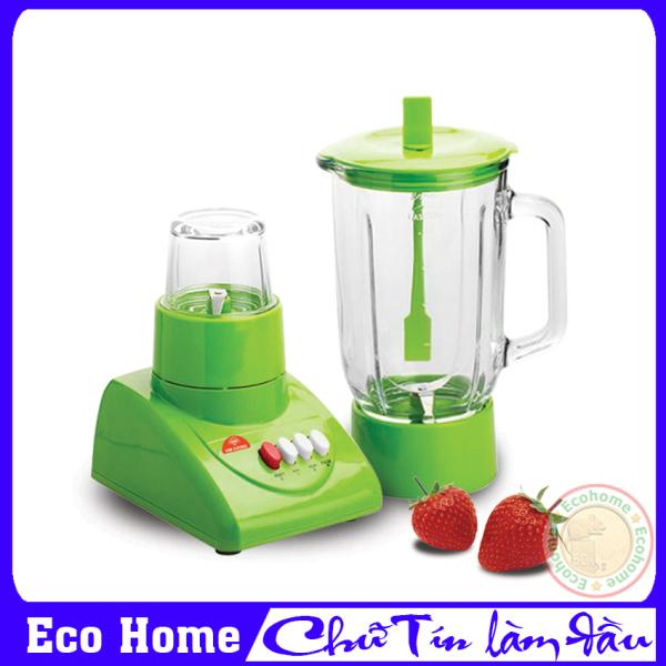 Máy xay sinh tố 2 cối Kim Cương KC-T02, Máy xay sinh tố chính hãng, Máy xay sinh tố giá rẻ - Bảo hành 06 tháng, phân phối Eco Home