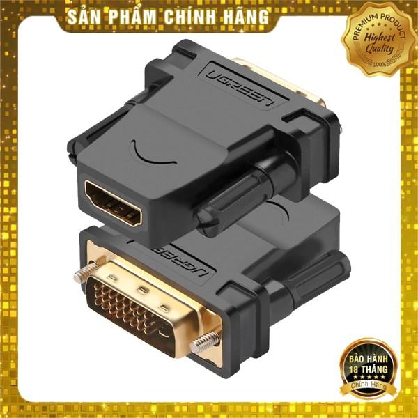 Bảng giá Đầu chuyển đổi DVI 24+1 to HDMI Ugreen 20124 cao cấp - Hapustore Phong Vũ