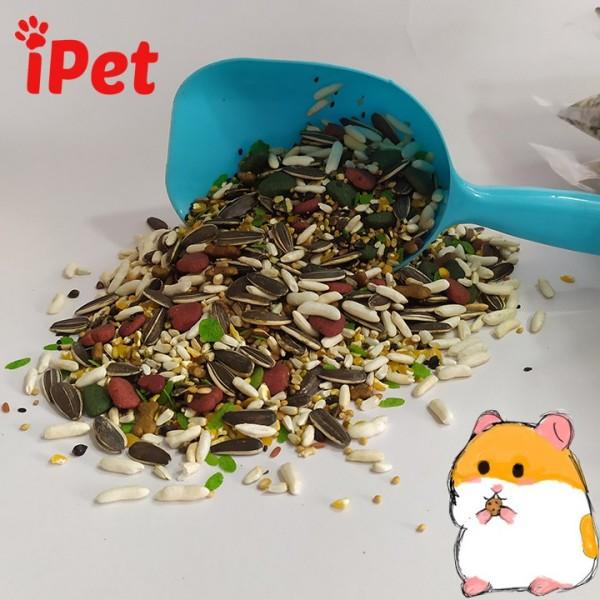 Thức Ăn Hamster - Thức Ăn Hạt Dinh Dưỡng Cho Hamster 500g - iPet Shop
