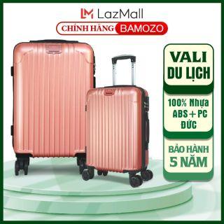 vali kéo du lịch Bamozo BMZ-8801 20inch 24inch vali Bảo hành 5 năm thumbnail