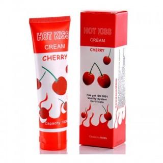 Gel Bôi Trơn Hot Kiss Hương Cherry 100ml thumbnail