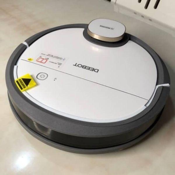 Robot hút bụi lau nhà Ecovacs DN36-A