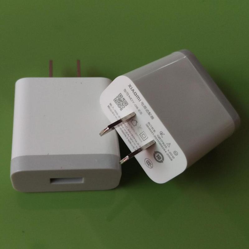 Củ sạc nhanh Xiaomi Quick Charge 3.0 - Model: MDY-08-ES