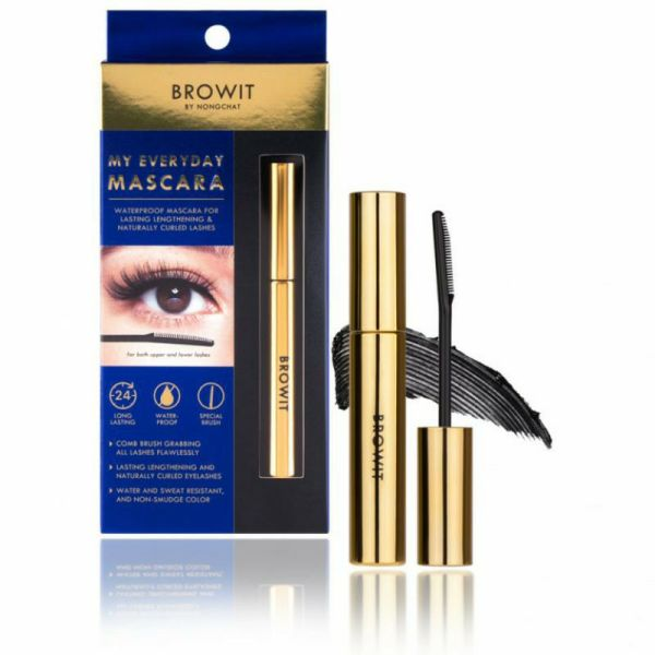 Mascara BROWIT by nongchat - My Everyday Mascara giá rẻ