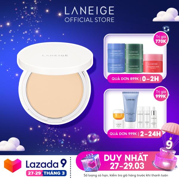 Phấn Phủ Dưỡng Ẩm Laneige Light Fit Pact 9.5G giá rẻ