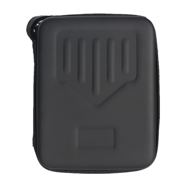 17-Key Kalimba Case Thumb Piano Bag Storage Box Carry Case Water-Resistant Shock-Proof Musical Protective Case