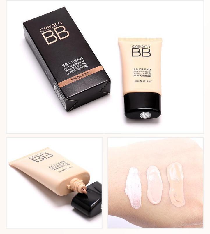 Kem BB che phủ hoàn hảo IMAGES màu tự nhiên kem che khuyết điểm nội địa Trung 40gr GM-BB