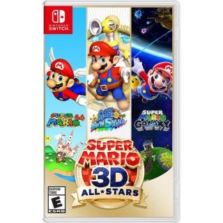 Game Nintendo Switch Super Mario 3D All Stars thumbnail