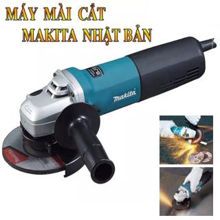 Máy mài Makita nhật bản - Máy mài Makita công suất lớn - 100% dây đồng - Máy mài cầm tay, Máy mài, cưa, cắt, đánh bóng Makita , Công suất 840w- BẢO HÀNH 1 ĐỔI 1 Lên Đến 1 Năm thumbnail