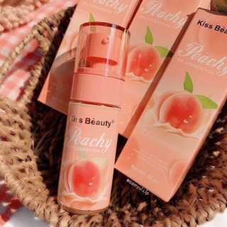 KEM NỀN BB FOUNDATION PEACHY Kiss Beauty thumbnail