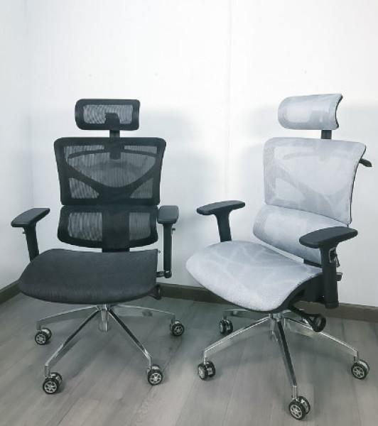 Ghế văn phòng cao cấp chân xoay có tựa đầu spirit giá rẻ